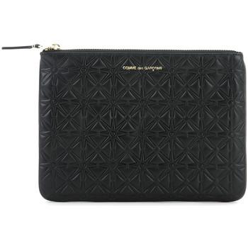 Taschen Damen Geldtasche / Handtasche Comme Des Garcons Unterarmtasche Comme des Garcons wallet aus schwarzes Schwarz