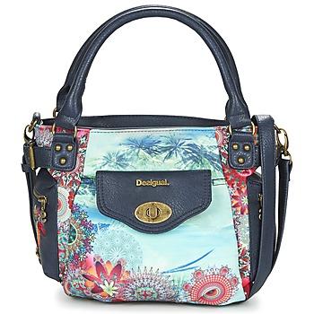 Taschen Damen Handtasche Desigual MCBEE MINI  KOTAO Marine / Multifarben