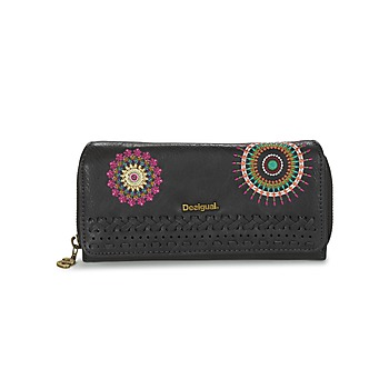 Taschen Damen Portemonnaie Desigual MARIA SUZIE Schwarz