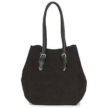Taschen Damen Shopper / Einkaufstasche Ikks THE CAPTAIN Schwarz
