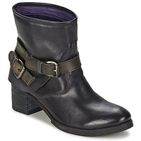 Schuhe Damen Low Boots Kdopa TRACY Schwarz