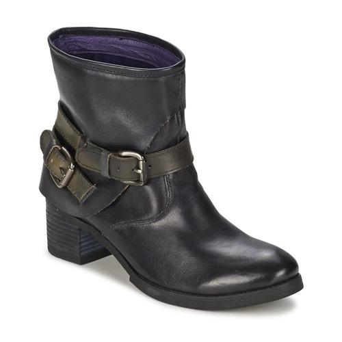 Kdopa TRACY Schwarz  Schuhe Low Boots Damen 111,20