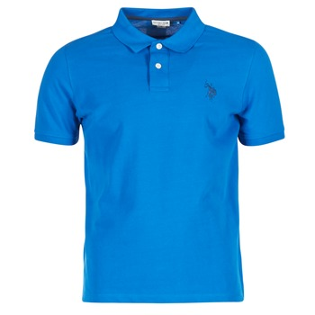 Kleidung Herren Polohemden U.S Polo Assn. INSTITUTIONAL Blau