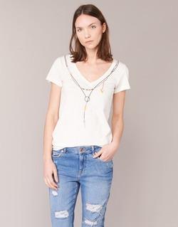 Kleidung Damen T-Shirts Oxbow TWIN Weiss