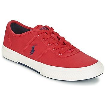 Schuhe Herren Sneaker Low Ralph Lauren TYRIAN Rot