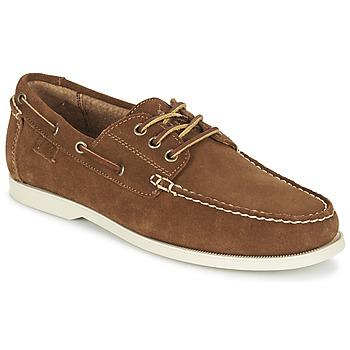 Schuhe Herren Bootsschuhe Ralph Lauren BIENNE II Braun