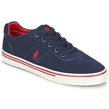 Schuhe Herren Sneaker Low Ralph Lauren HANFORD Marine