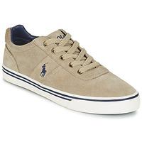 Schuhe Herren Sneaker Low Polo Ralph Lauren HANFORD Maulwurf