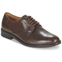 Schuhe Herren Derby-Schuhe Ralph Lauren MOLLINGTON Braun