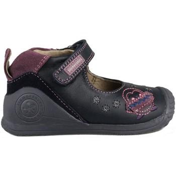 Schuhe Kinder Ballerinas Biomecanics KAISER BLAU