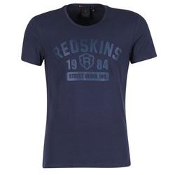 Kleidung Herren T-Shirts Redskins BALLTRAP 2 Marine