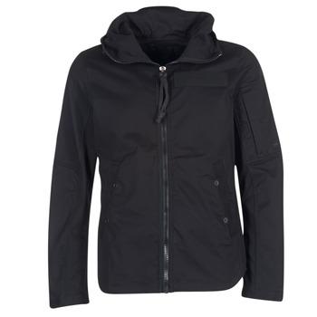 Kleidung Herren Jacken G-Star Raw BATT HDD Schwarz