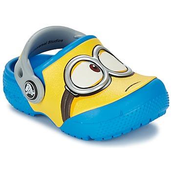 Schuhe Kinder Pantoletten / Clogs Crocs Crocs Funlab Despicalbe me 3 Blau