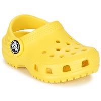 Schuhe Kinder Pantoletten / Clogs Crocs Classic Clog Kids Lemon