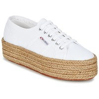 Schuhe Damen Sneaker Low Superga 2790 COTROPE W Weiss
