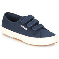 Schuhe Damen Sneaker Low Superga 2750 COT3 VEL U Marine