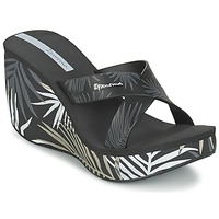 Schuhe Damen Pantoffel Ipanema LIPSTICK STRAPS III Schwarz