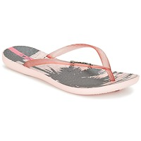Schuhe Damen Zehensandalen Ipanema WAVE TROPICAL Rose