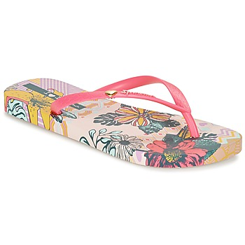 Schuhe Damen Zehensandalen Ipanema I LOVE TRIBAL Rose