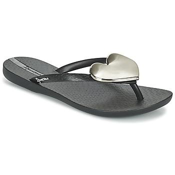 Schuhe Damen Zehensandalen Ipanema MAXI FASHION II Schwarz