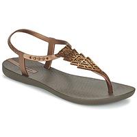 Schuhe Damen Sandalen / Sandaletten Ipanema CHARM IV SANDAL Bronze / Braun