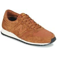 Schuhe Sneaker Low New Balance U420 Braun