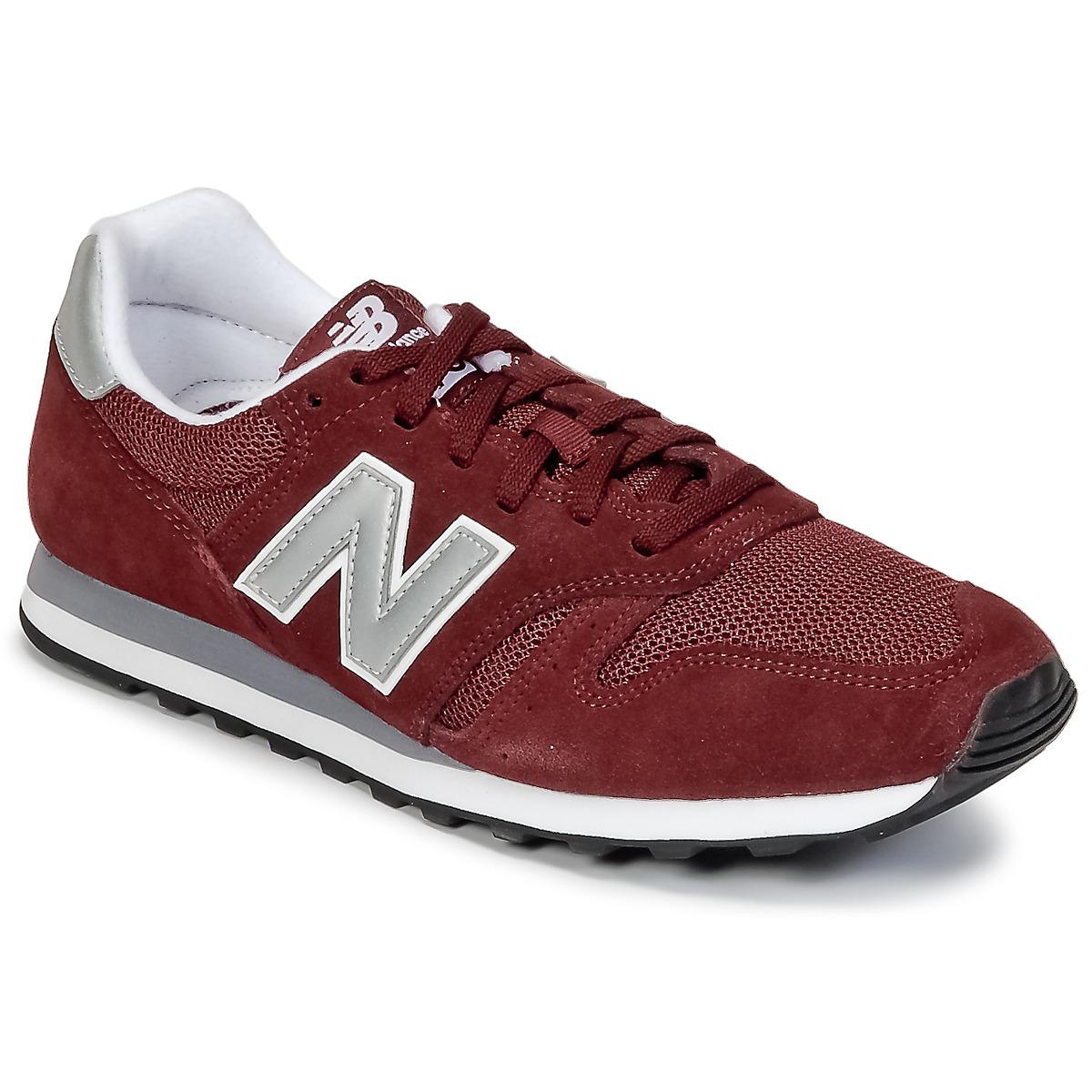 New Balance ML373 Bordeaux - Kostenloser Versand bei Spartoode ! - Schuhe Sneaker Low  59,50 €