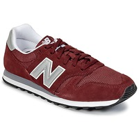 Schuhe Sneaker Low New Balance ML373 Bordeaux