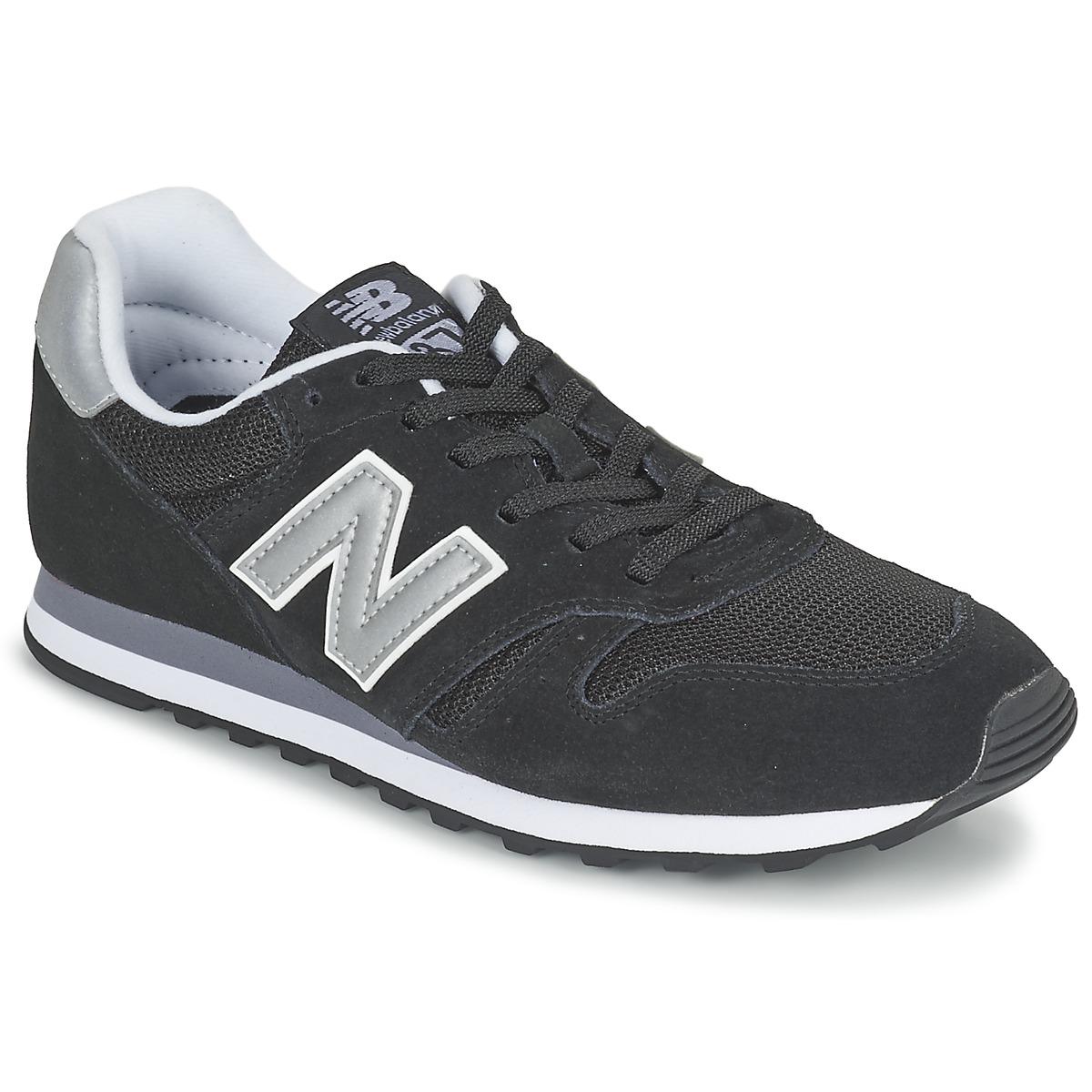 New Balance ML373 Schwarz - Kostenloser Versand bei Spartoode ! - Schuhe Sneaker Low  59,49 €
