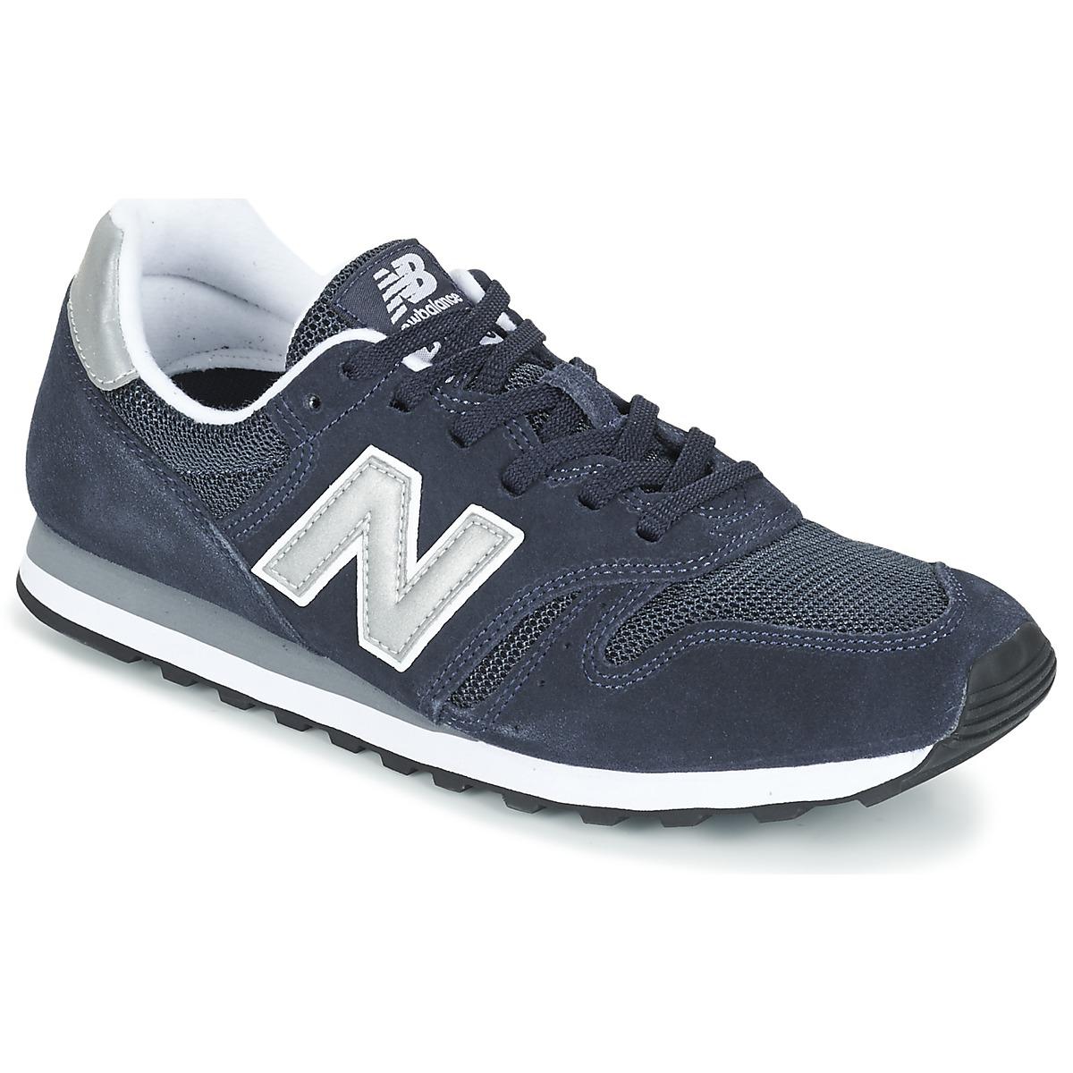 New Balance ML373 Marine - Kostenloser Versand bei Spartoode ! - Schuhe Sneaker Low  67,99 €