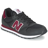 Schuhe Sneaker Low New Balance GM500 Schwarz / Bordeaux