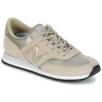 Schuhe Damen Sneaker Low New Balance CW620 Beige