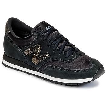 Schuhe Damen Sneaker Low New Balance CW620 Schwarz