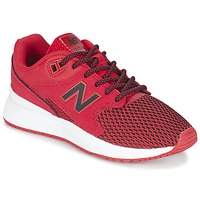 Schuhe Kinder Sneaker Low New Balance K1550 Rot / Schwarz