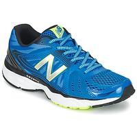 Schuhe Herren Laufschuhe New Balance M680 Blau
