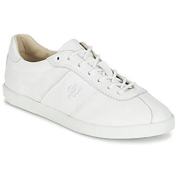 Schuhe Damen Sneaker Low Marc O'Polo JAPOULIA Weiss