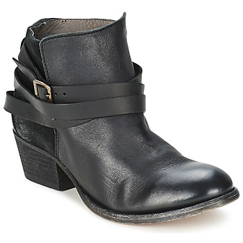 Schuhe Damen Low Boots Hudson HORRIGAN Jet