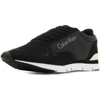 Schuhe Damen Sneaker Low Calvin Klein Jeans Tori Reflex Nylon Microfibre