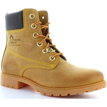 Schuhe Damen Low Boots Panama Jack PANAMA 03 B1 Beige