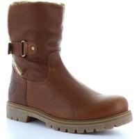 Schuhe Damen Schneestiefel Panama Jack FELIA B8 Marr?n
