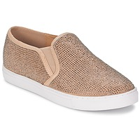 Schuhe Damen Slip on Dune London LITZIE Beige