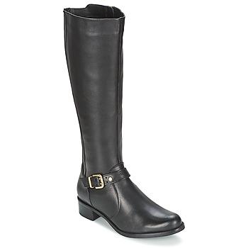 Schuhe Damen Klassische Stiefel Dune London TIPPLER Schwarz