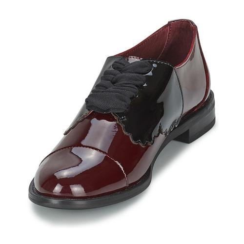 F-Troupe Butterfly Shoe Burgunderrot  Schuhe Derby-Schuhe Damen 158 158 158 cb06ac