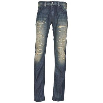 Kleidung Herren Slim Fit Jeans Diesel THAVAR Blau