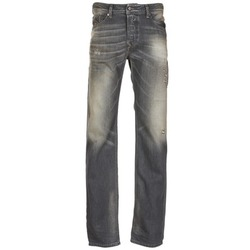 Kleidung Herren Straight Leg Jeans Diesel WAYKEE Grau