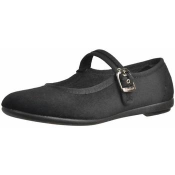 Schuhe Damen Sneaker Vulladi 34614 Schwarz