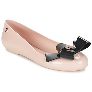 Schuhe Damen Ballerinas Melissa SPACE LOVE IV Rose / Schwarz
