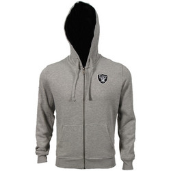 Kleidung Herren Trainingsjacken New Era NFL FZ Hoody Oakland Raiders
