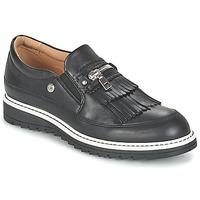 Schuhe Damen Derby-Schuhe Love Moschino JA10083G13 Schwarz