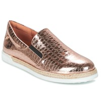 Schuhe Damen Slip on Love Moschino JA10353G03 Gold / Rose